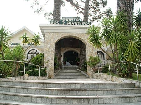 Conjunto Turístico Quinta dos Três Pinheiros